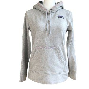 Patagonia Organic Cotton Embroidered Sweatshirt XS